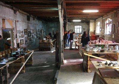 Flohmarkt alte Herdfabrik 1